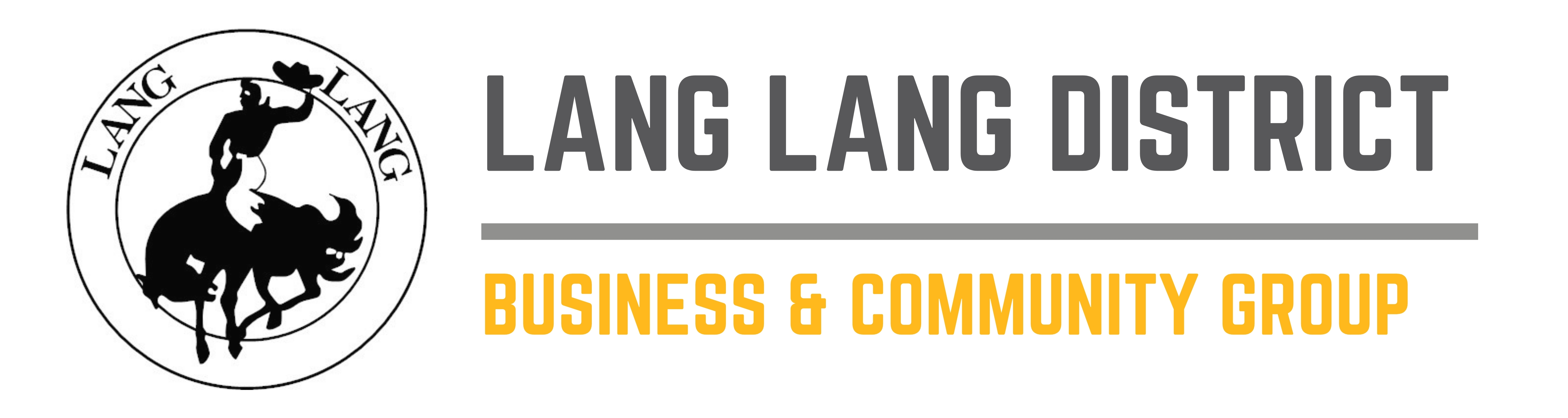 Lang Lang District Business & Community Group Group